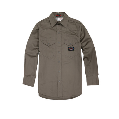 Gray FR Lightweight Dress Shirt (FR1003GY)