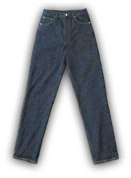 (JFR1210) Prewashed Blue Denim Fire Retardant Jeans