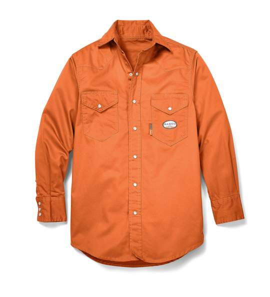 ORANGE FR Dress Shirt (OFR752)