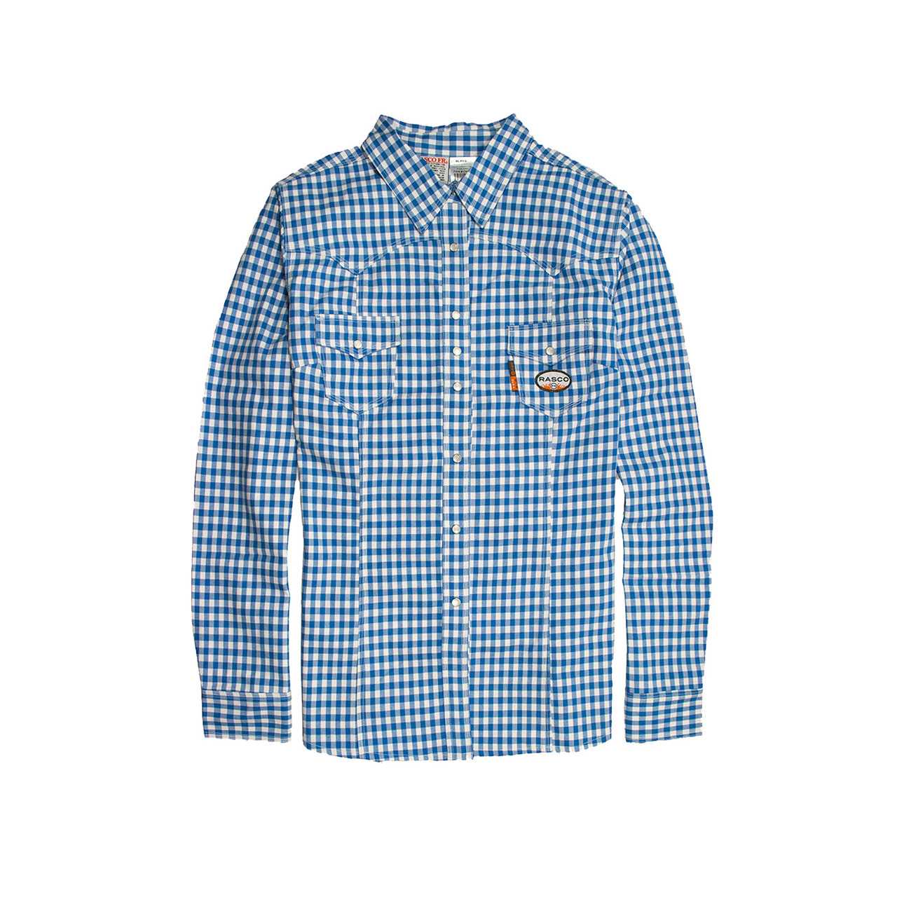W-PLB762 Blue Plaid
