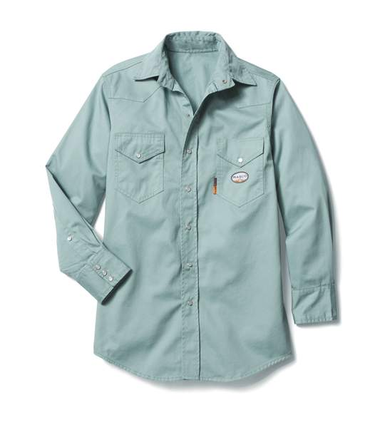 Sage Green FR Dress Shirt (SG758)